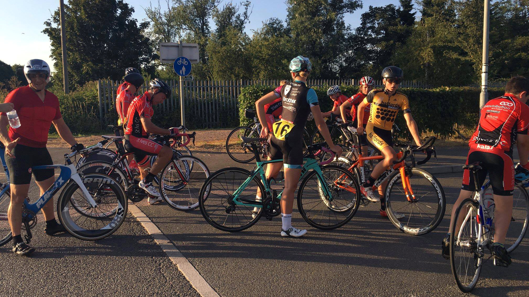 Time trials – St Ives Cycling Club